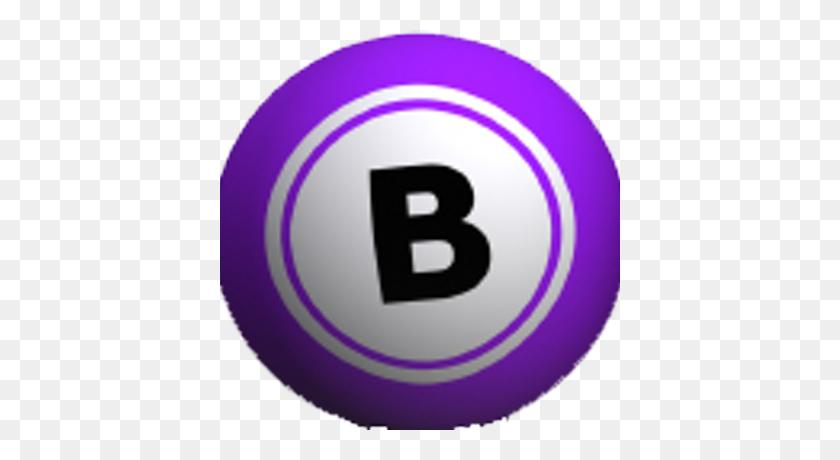 Chief Bingo Caller - Bingo Balls Clipart