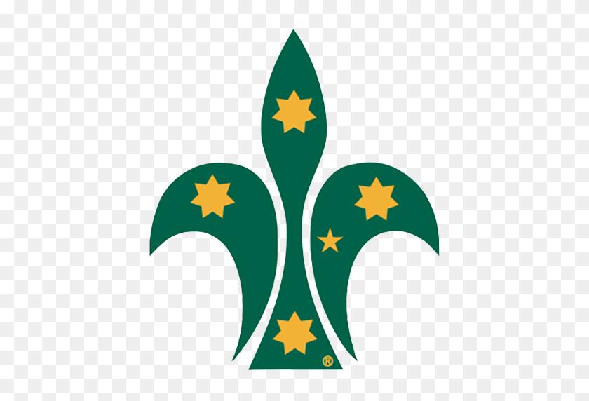 Chief Commissioner Of Australia Scouts Australia - Australian Flag Clip Art