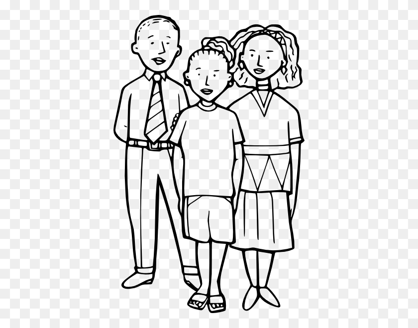 Child Outline Clipart Png Nice Clip Art - Person Outline Clipart