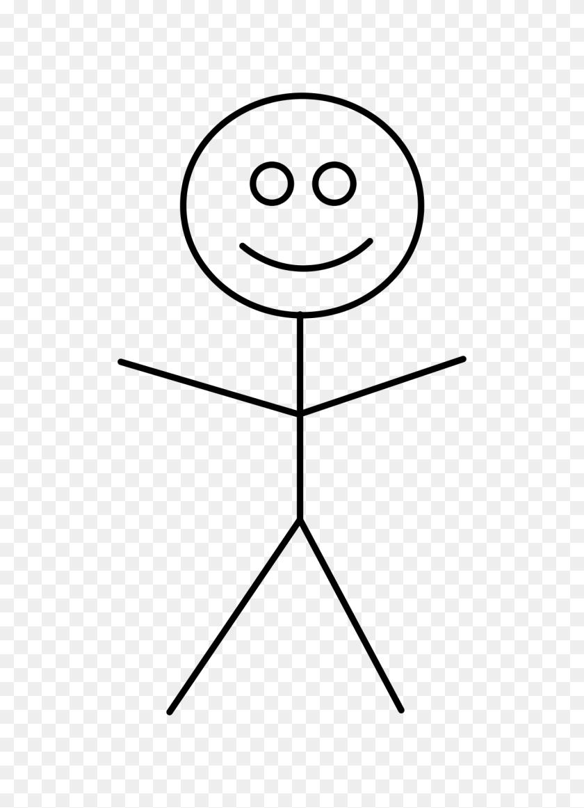Child Stick Man Transparent Png - Stick Man PNG