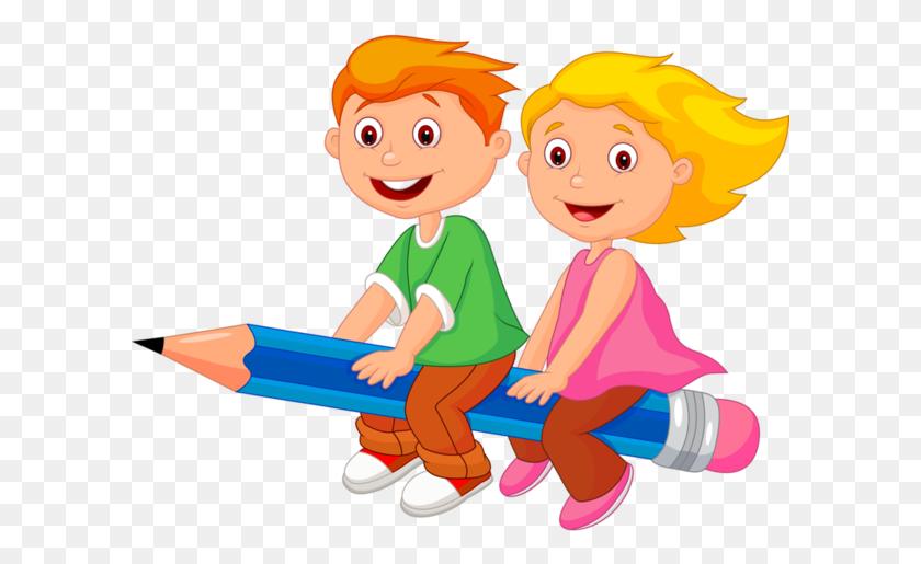 Children Leaving School Clip Art - Leaving School Clipart