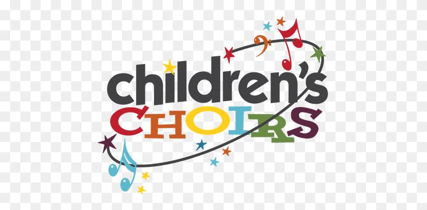 Children's Choirs Pcom - Childrens Choir Clipart