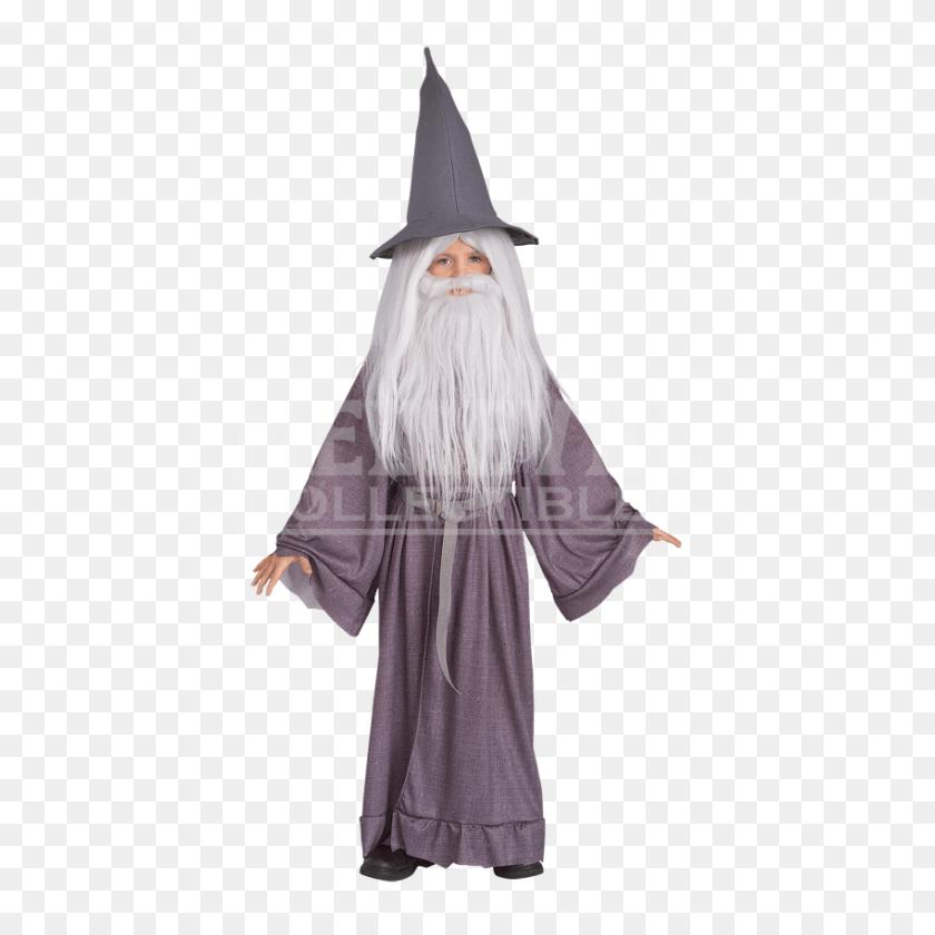 Childs Lotr Gandalf Costume - Gandalf PNG