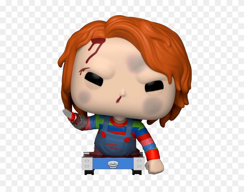 Childs Play - Chucky PNG