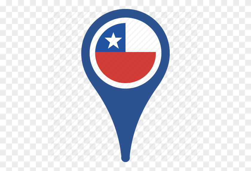 Chilean Pin - Round Chile Flag Clear Backgrouhnd - Free Transparent PNG  Clipart Images Download