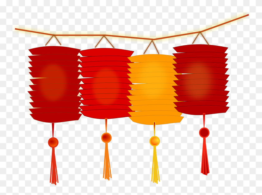 Chinese New Year Clipart - Paper Clipart Transparent