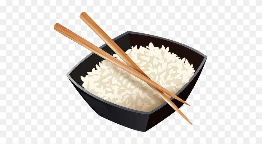 Chinese Rice And Chopsticks Clipart Chopsticks - Rice Bowl Clipart