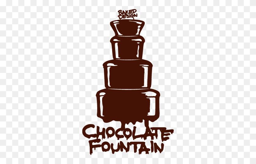 480x480 Chocolate Fountain - Chocolate Fountain Clipart