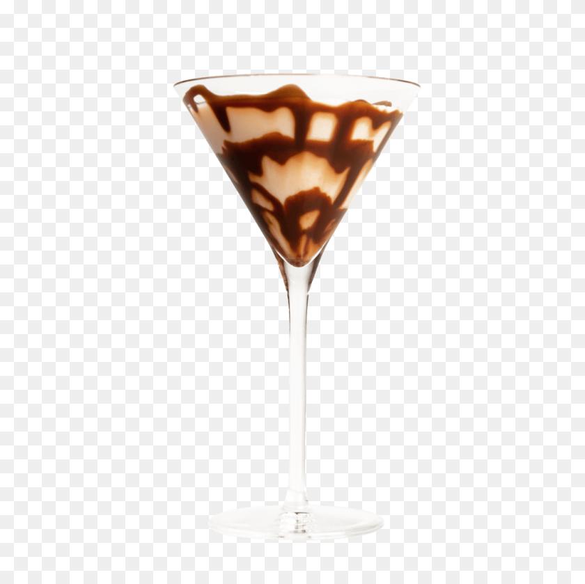 1000x1000 Chocolate Orange Cream Martini - Martini PNG