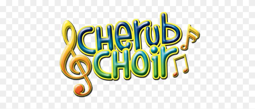 Choirs Cherub Choir - Cherub Clipart