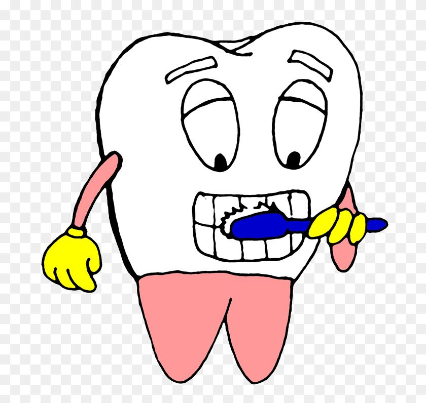 Chores Brush Teeth Clip Art Image - Chores Clipart