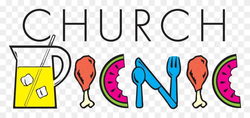Christian Church Picnic Parish Clip Art - Church Picnic Clipart