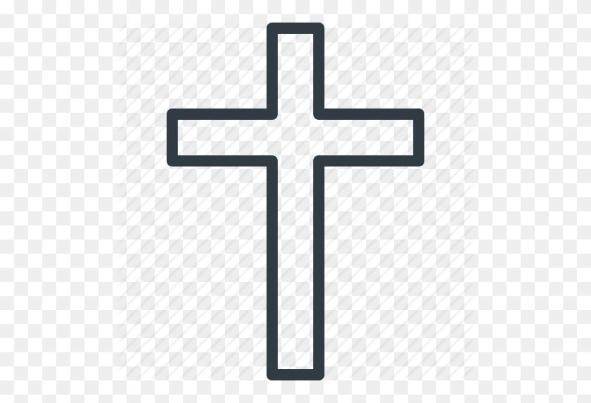 Christian Cross, Christianity, Holy Cross, Jesus Cross, Religious Icon - Jesus On The Cross PNG