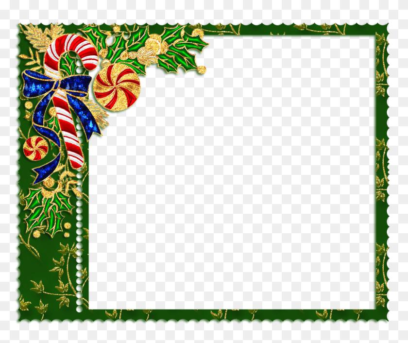 Christmas - Christmas Page Border Clip Art