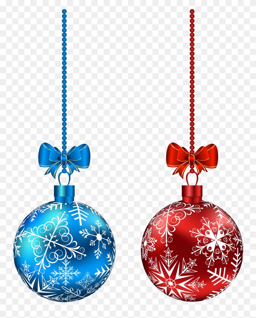Christmas Ball Red Png - Christmas Ornaments PNG