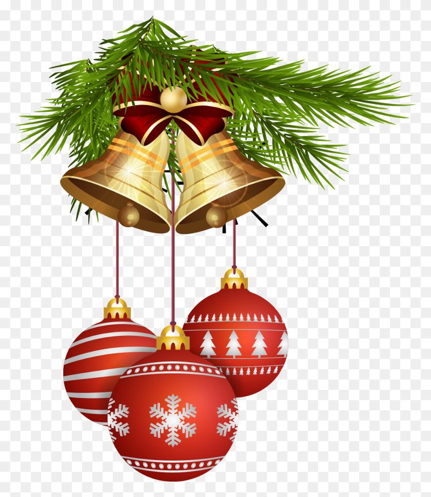 Christmas Balls Png Clip Art - Christmas Tree Clipart PNG