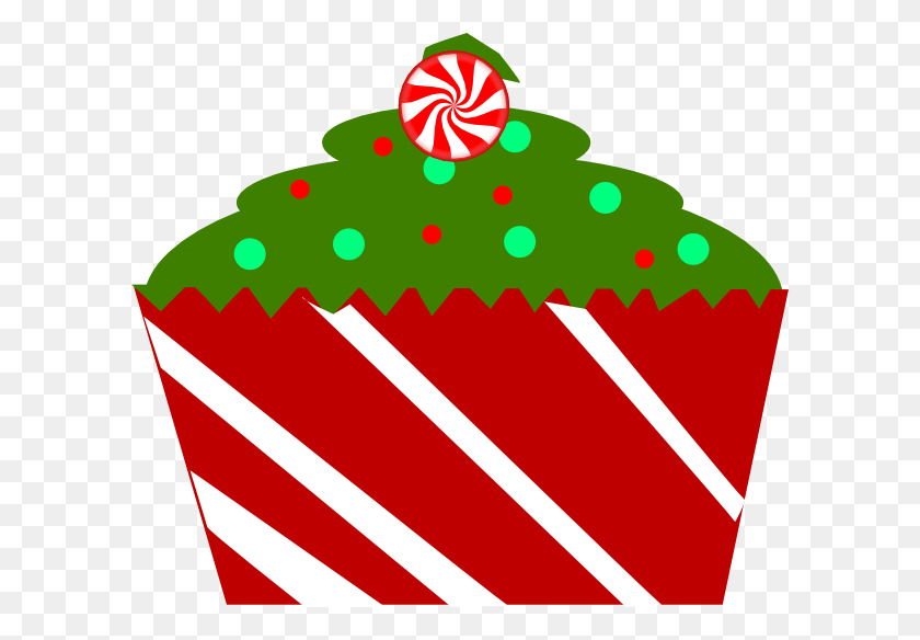 Christmas Birthday Cake Clipart