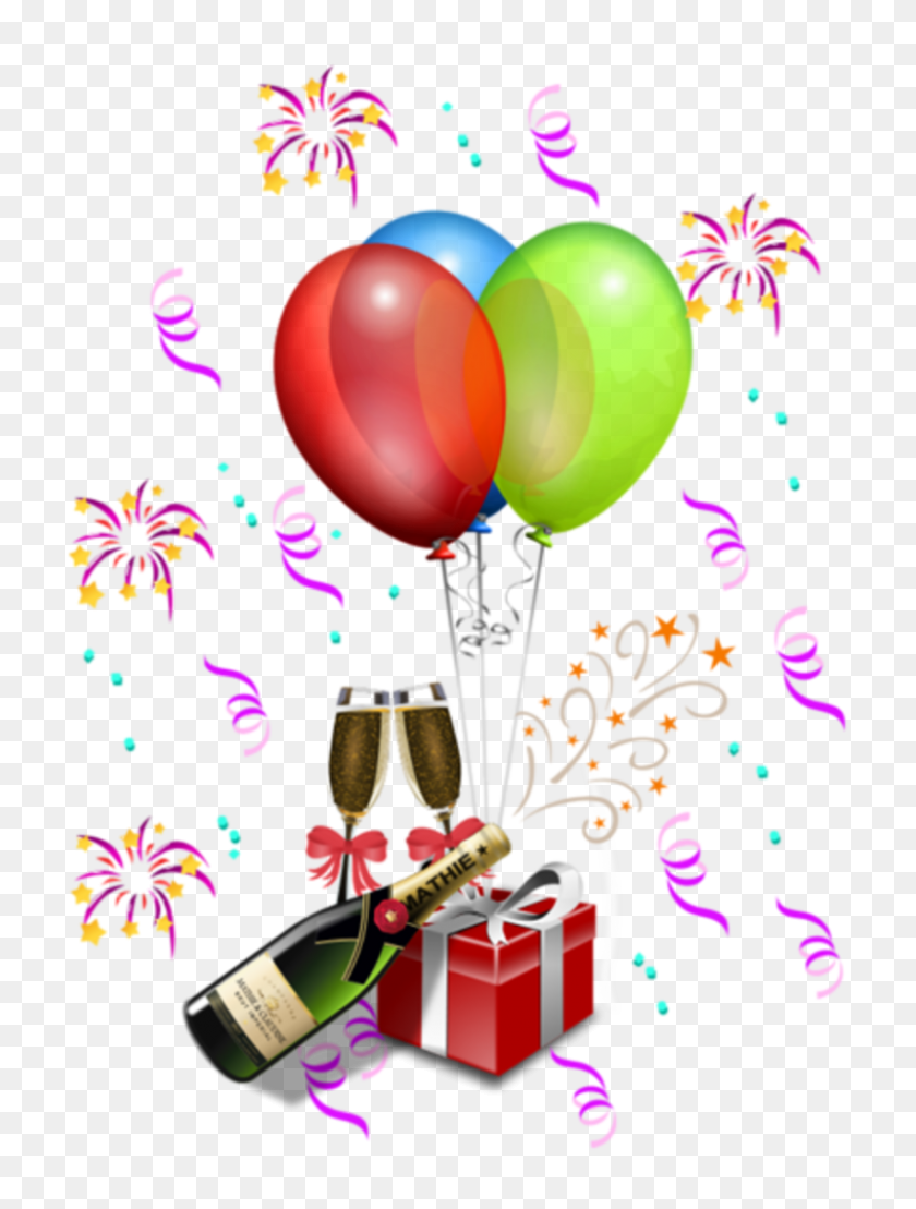 Christmas Birthday Wishes Clipart