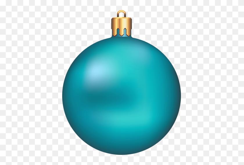 Christmas Blue Ornament Clip Art Clip Art - Ornament Clipart