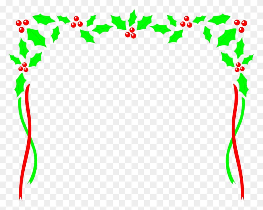 Christmas Border Christmas Clip Art Borders Free Printable Free - Music Border Clip Art