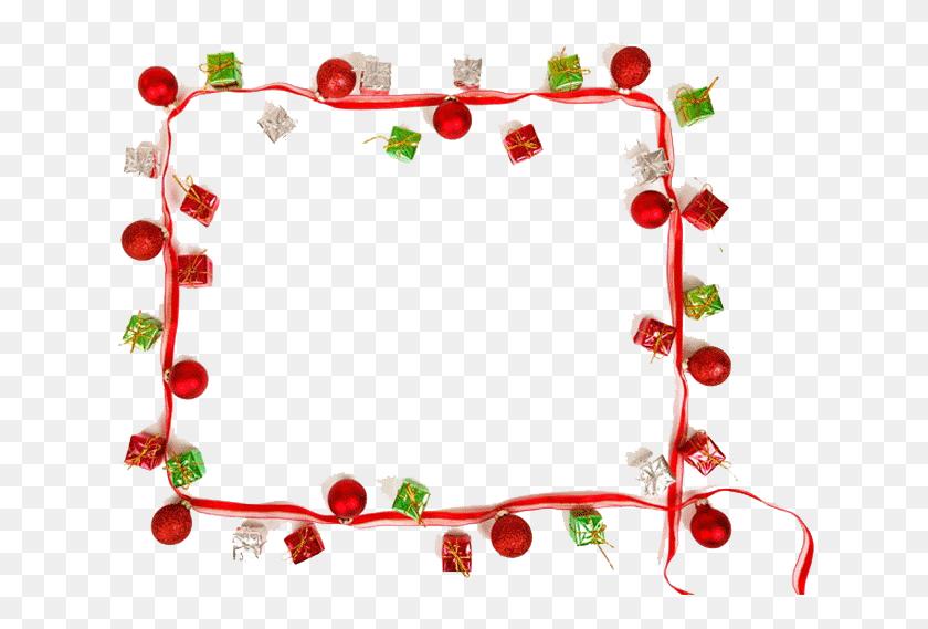 Christmas Border Png Fun For Christmas Halloween - Christmas Lights Border PNG