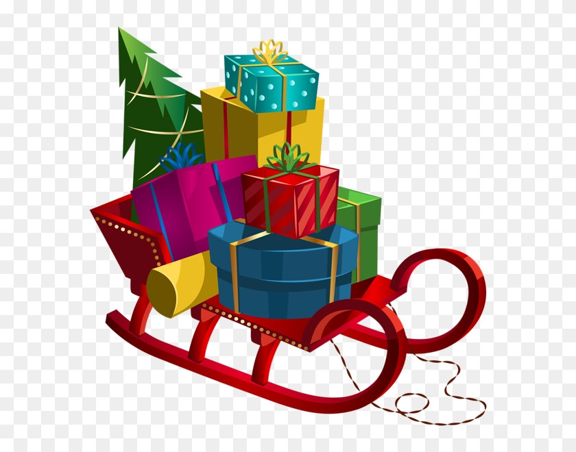 Christmas Clip Art - Christmas Presents PNG