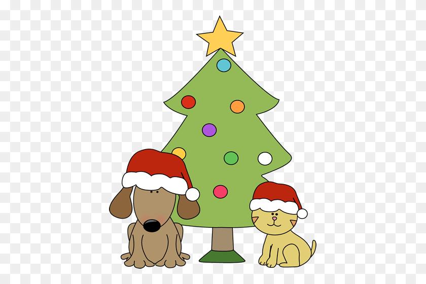 Christmas Clip Art Christmas Pugs Pug Dog - Pug Clipart