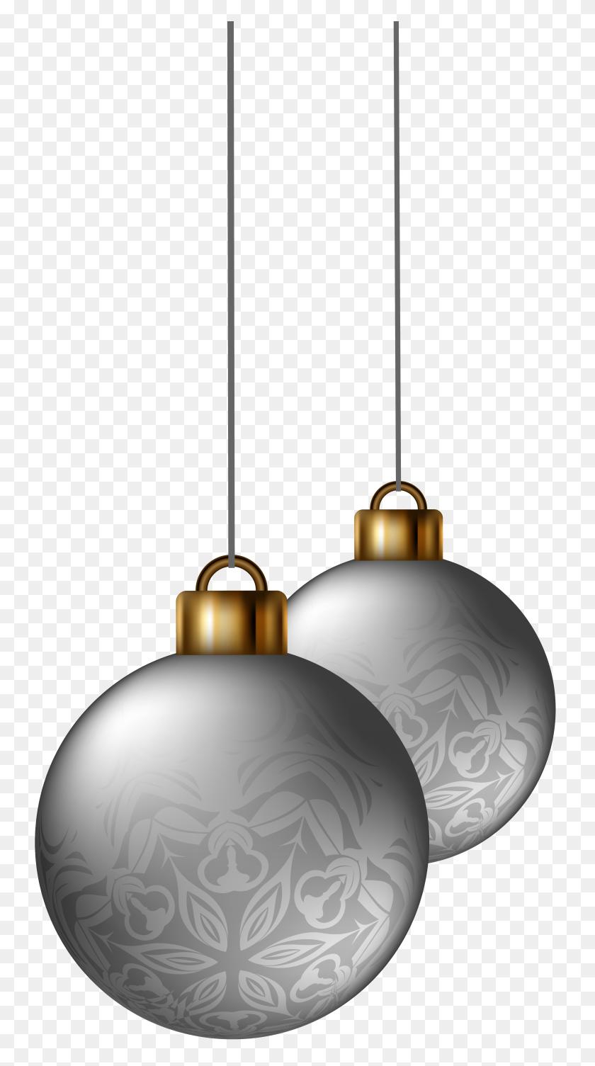 Christmas Clip Art Silver - Silver Snowflake Clipart