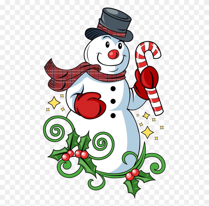 493x765 Christmas Clipart Frosty The Snowman - Sack Race Clipart