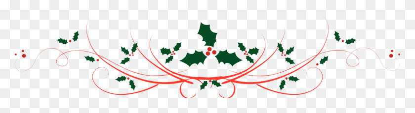 Christmas Dividers Png Hd - Christmas Divider Clipart