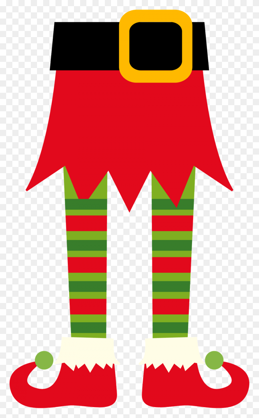 Christmas Elf Clip Art Elf Christmas, Santa - Christmas 2017 Clipart