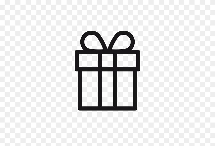 Christmas, Gift, Present Icon - Gift Icon PNG