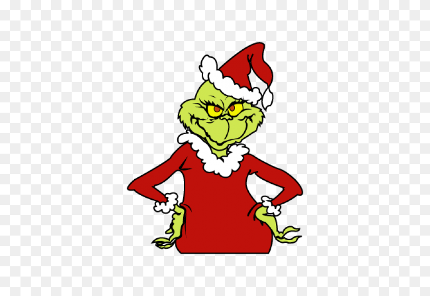 Christmas Grinch Clipart - Free Grinch Clip Art