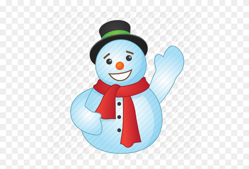 Christmas, Holiday, Snowman, Winter, Xmas Icon - Winter Holiday Clip Art
