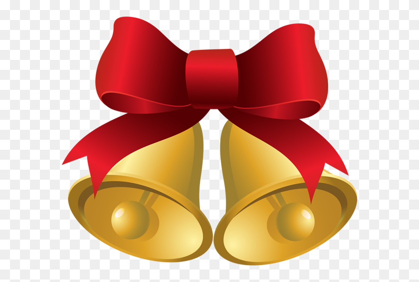 Christmas Ideas Christmas, Gold - Christmas Bell Clipart