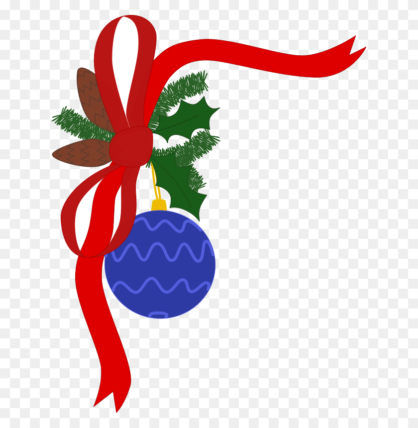 Christmas Light Bulb Clip Art - Christmas Bell Clipart