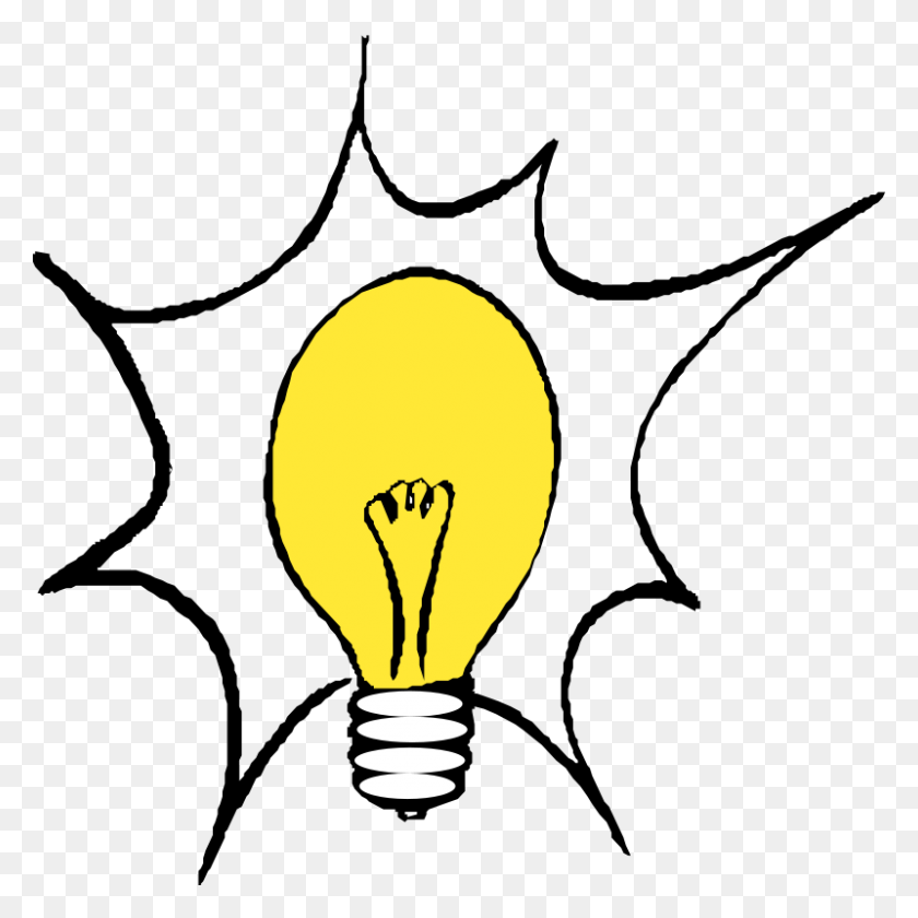 Christmas Light Bulb Clip Art - Handout Clipart
