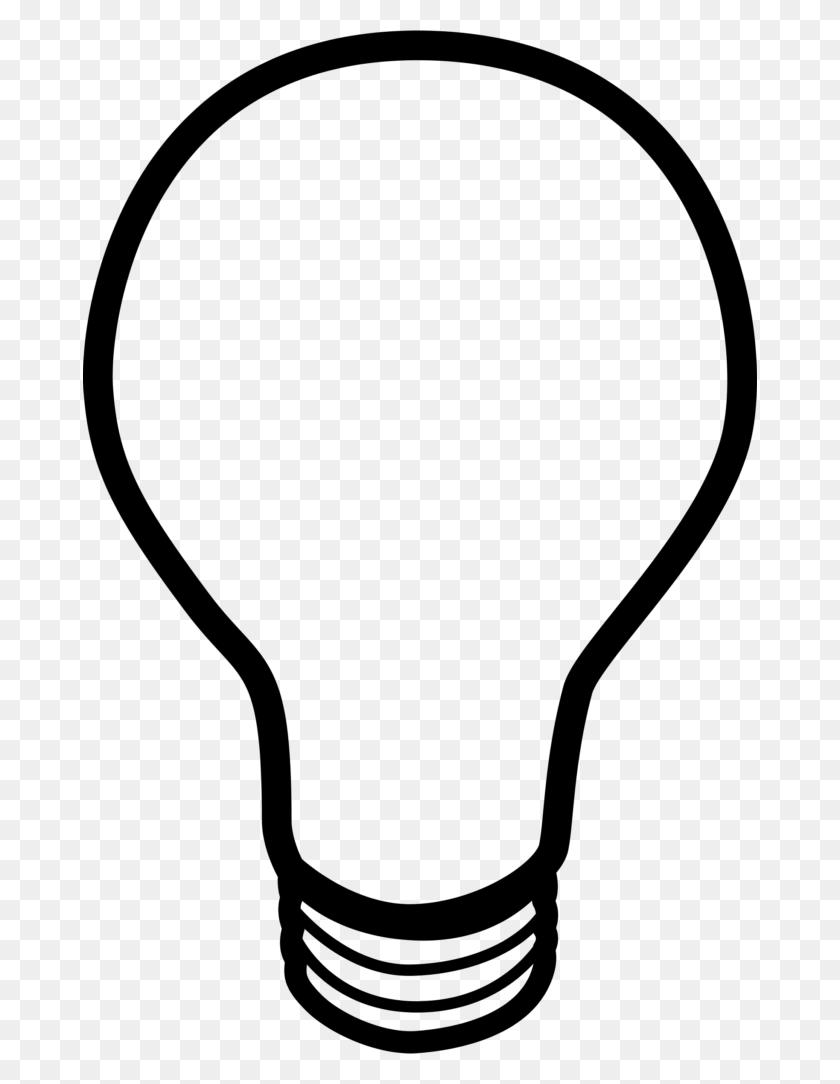 Christmas Light Bulb Clipart Black And White - Christmas Light Clipart Black And White