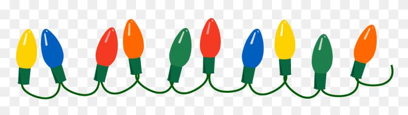 Christmas Light Clipart - Christmas Light Bulb Clipart