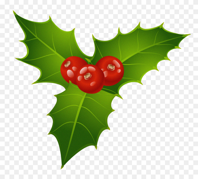 1392x1248 Christmas Mistletoe Png - Missle PNG
