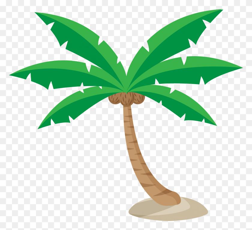 Christmas Palm Tree Clip Art - Christmas Palm Tree Clip Art
