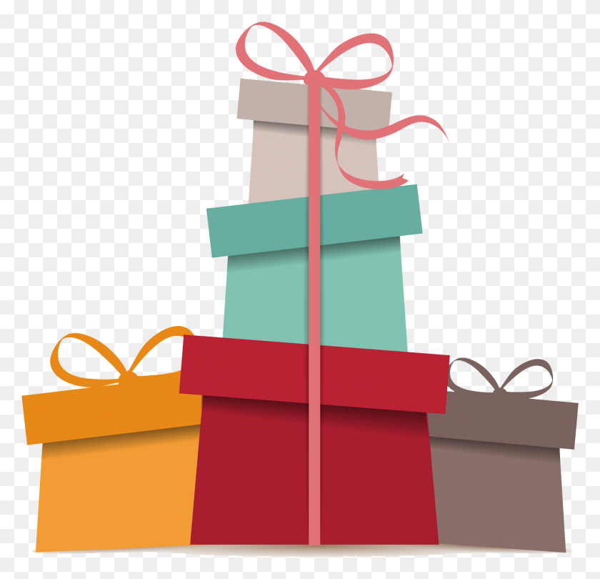 Christmas Parties - Christmas Presents PNG