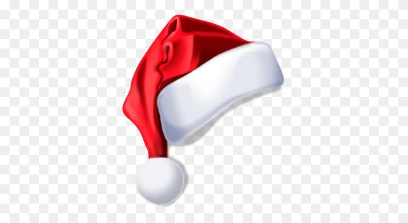 Christmas Santa Claus Hat Png Transparent Images - Santa Hat PNG