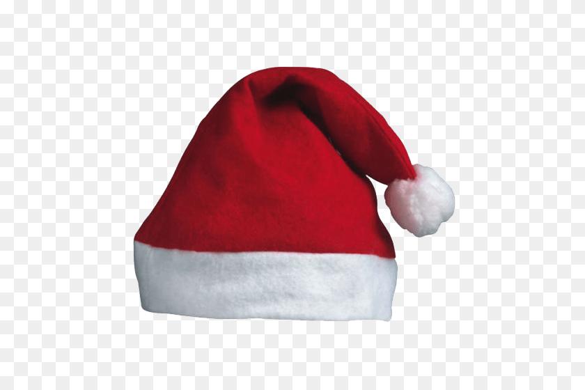 Christmas Santa Hat Transparent Image - Santa Hat PNG