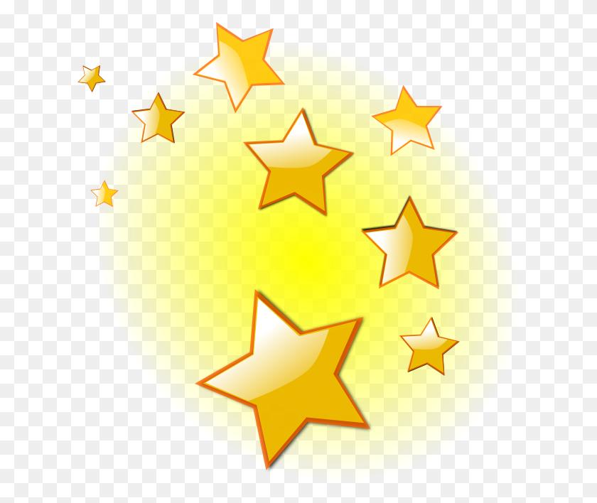 Christmas Star Clip Art, Christmas Festive Stars - Free Star Clipart For Teachers