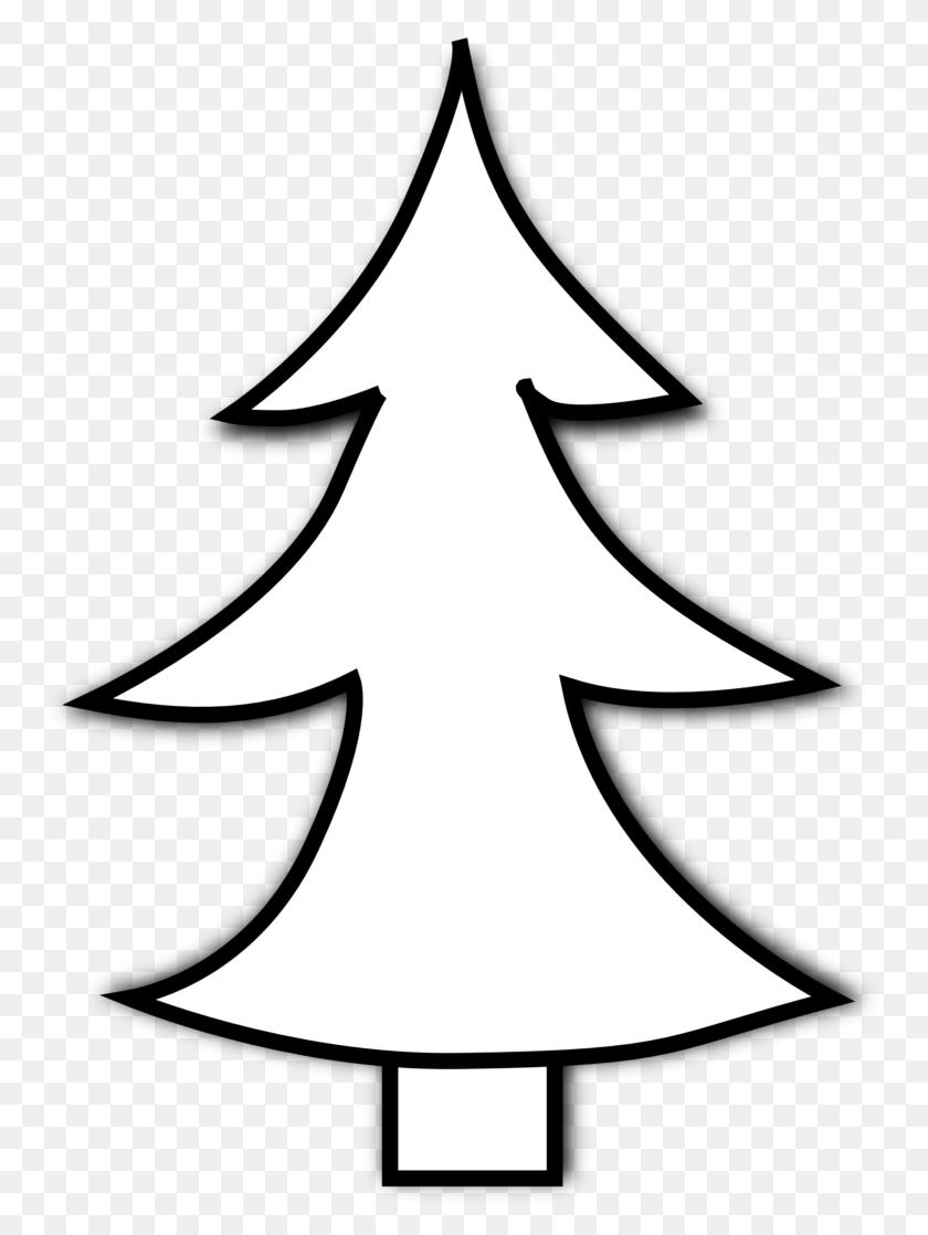 Christmas Tree Black And White Free Black And White Christmas Tree - Family Tree Clipart Black And White