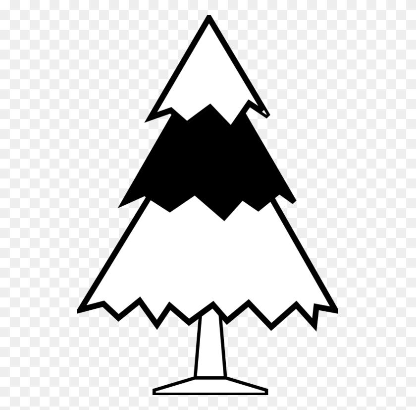Christmas Tree Black And White Clip Art Black And White Xmas Trees