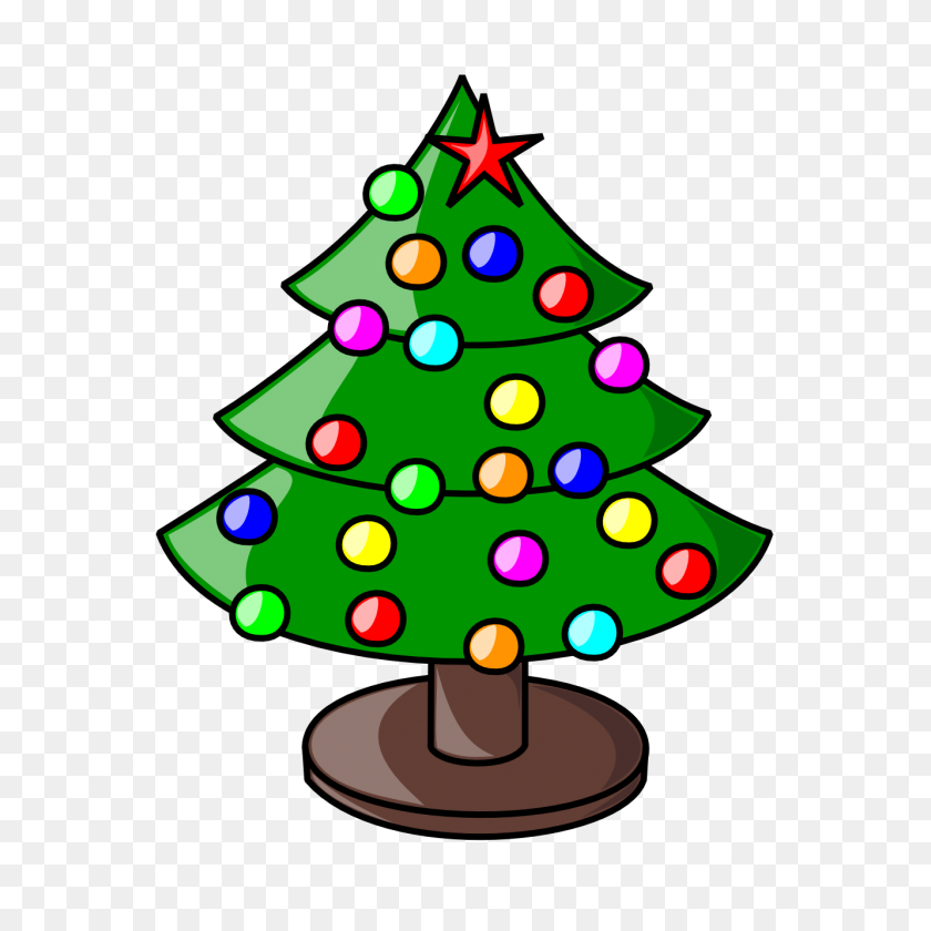 Christmas Tree Clip Art - Christmas Palm Tree Clip Art