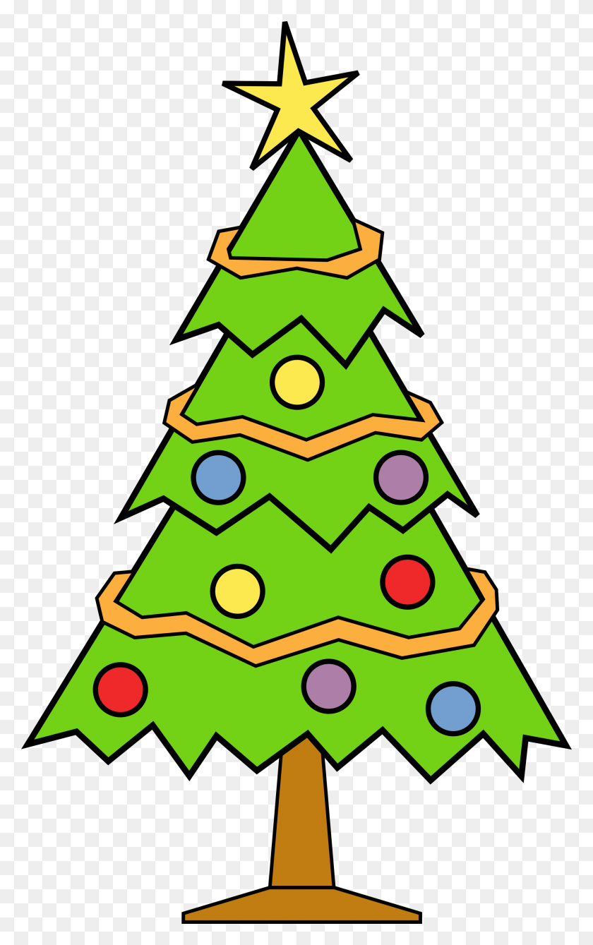 Christmas Tree Clip Art Clipart Images - Magma Clipart