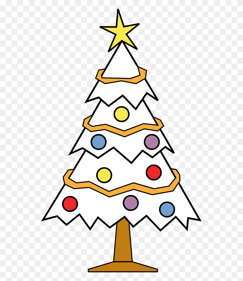 Christmas Tree December Clipart, Explore Pictures - Clip Art December
